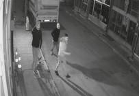 POMPALI TÜFEK - Polis, Silahlı Gaspçıları Maskelerinden Yakaladı