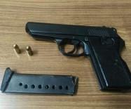 YAKALAMA KARARI - Polise Silah Doğrultan Şüpheli Yakalandı