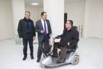 ZIHNI ŞAHIN - Şahin Açıklaması 'Engelliler Koordinasyon Merkezimizi Yakında Hizmete Açacağız'