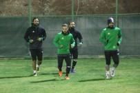 AHMET BULUT - Şanlıurfaspor'da Niğde Belediyespor Hazırlıkları Başladı