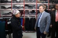 CEYHUN DİLŞAD TAŞKIN - Siirt'te 'Hayır Çarşısı' Hizmete Girdi