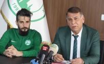 HASAN KARAMAN - Sivas Belediyespor 3 Futbolcuyla Sözleşme İmzaladı