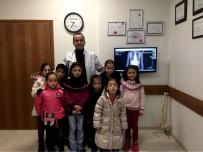 AMELIYAT - Skolyoz Hastaları Doktorları İle Buluştu