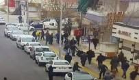 Sokak Ortasındaki Çatışma MOBESE'ye Yansıdı