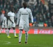 MOUSSA SOW - Sow, Bursaspor'daki İlk Maçına Çıktı
