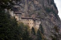 Sümela Manastırı'nı ABD Askerleri Yağmalamış