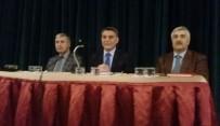 MEHMET ALİ ÖZKAN - Tatvan'da Muhtarlar Toplantısı