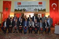İPEKYOLU - Trabzonlu İşadamları Fas'a Çıkarma Yaptı