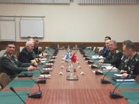 HULUSİ AKAR - TSK'dan 'NATO Askeri Komite Genelkurmay Başkanları Toplantısı' Açıklaması