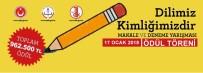 TÜRK DIL KURUMU - Türkçeyi Doğru Ve Güzel Kullanma Makale Ve Deneme Yarışması Ödül Töreni Yarın Düzenlenecek