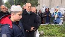 TOPKAPı - Türkmenler Şehit Liderlerini Andı