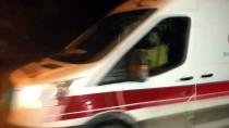 EMIN YıLMAZ - Uludağ Yolunda Otomobil Devrildi Açıklaması 1 Yaralı
