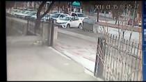 SALDıRı - Uşak'taki Silahlı Saldırı Anı Kamerada
