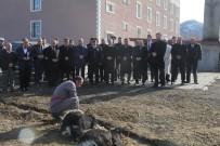 BELEDİYE BAŞKANI - Vali Ustaoğlu'ndan Kur'an Kursuna Ziyaret