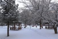 SEVINDIK - Van'da Kar Yağışı