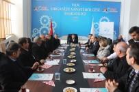 MEHMET ASLAN - Van'da 'Üniversite-Sanayi İşbirliği' Toplantısı