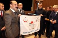 BESLENME DOSTU - Yozgat'ta 110 Okula Beyaz Bayrak Ödülü Verildi