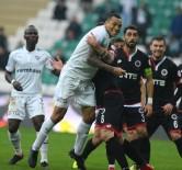 AHMET OĞUZ - Ziraat Türkiye Kupası Açıklaması Bursaspor Açıklaması 2 - Gençlerbirliği Açıklaması 1