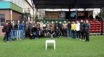 MARATON - 1. Amatör Küme'nin Şampiyonları Kupalarını Aldı