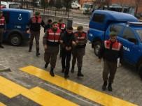 İSTIHBARAT - 2 Kilometrelik Kablo Çalan Hırsızlar Yakalandı
