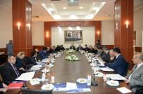 İSTİHDAM FUARI - 2018'İn İlk Mesleki Eğitim Kurulu Toplantısı Yapıldı