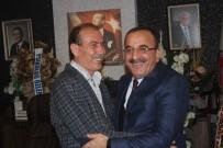 ALLAH - 6. Bölge Birlik Başkanı Ahmet Tural'dan Muammer Ünal'a Hayırlı Olsun Ziyareti