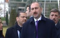 MİLLİ MUTABAKAT - Adalet Bakanı Gül'den İttifak Açıklaması