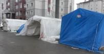 MUSTAFA GÜNEŞ - Ağrı'da Araçların Donmaması İçin Onlarca Garaj Yapıldı