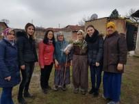ÇUKURHISAR - AK Kadınlar Köylerde