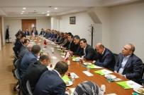 RıDVAN FADıLOĞLU - Ak Parti'den Belediye Başkanı Fadıloğlu'na Ziyaret