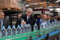 AK Parti Erzurum İl Başkanı Öz, Desni Su Tesislerini Gezdi