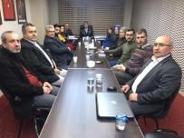 BILECIK MERKEZ - AK Parti Merkez İlçe Yönetim Kurulu Toplandı