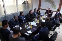 Altındağ Belediyesinden Silopi Belediyesine Ziyaret