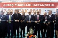 SANAYİ SEKTÖRÜ - Antalya Çifte Fuardan 25 Milyon Dolarlık İş Hacmi Bekliyor