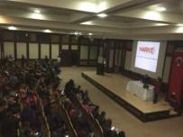 ÖZEL GÜVENLİK GÖREVLİSİ - Antalya'da 'Narkorehber Eğitim Modülü' Anlatıldı