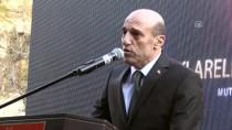 TİYATRO OYUNCUSU - Atatürk Evi Törenle Açıldı