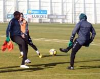 KAYACıK - Atiker Konyaspor Trabzonspor Maçı Hazırlıklarına Devam Etti