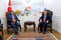 SİVİL TOPLUM - Baro Başkanı Han'dan Gürkan'a Övgü