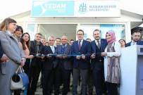 KAZıM TEKIN - Başakşehir'de Yeşilay Danışmanlık Merkezi Açıldı