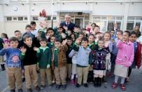 DENİZ BAYKAL - Başkan Akpınar'dan Öğrencilere Şenlik Müjdesi