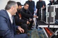 YAMAÇ PARAŞÜTÜ - Başkan Aktaş, MPT-76'Yı Test Etti
