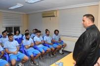 BURHANETTIN KOCAMAZ - Başkan Can, Tarsus İdman Yurdu'ndan Şampiyonluk İstedi