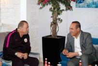 Başkan Sözlü'den, Fatih Terim'e 'Hayırlı Olsun' Ziyareti