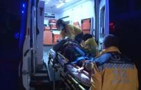 SAĞLIK EKİBİ - Başkentte feci kaza: 7 yaralı