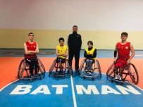 Batman Belediye Spor'un Milli Gururları