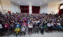BERABERLIK - Bayraklı'da Kahkaha Dolu Tiyatro