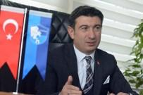 ERZURUMSPOR - BB. Erzurumspor Kulübü Başkanı Doğan Açıklaması