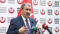 DIYALOG - BBP Genel Başkanı Destici Açıklaması 'ABD Şu Anda Yaptığı Bütün Tavırlarla PKK Ve YPG'yi Destekliyor'