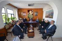 EMEKLİ ASTSUBAYLAR DERNEĞİ - Belediye Başkanı Polat'tan Birlik Ve Beraberlik Çağrısı