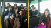 ÜCRETSİZ ULAŞIM - Belediyeden Kayakseverlere Ücretsiz Ulaşım Hizmeti
